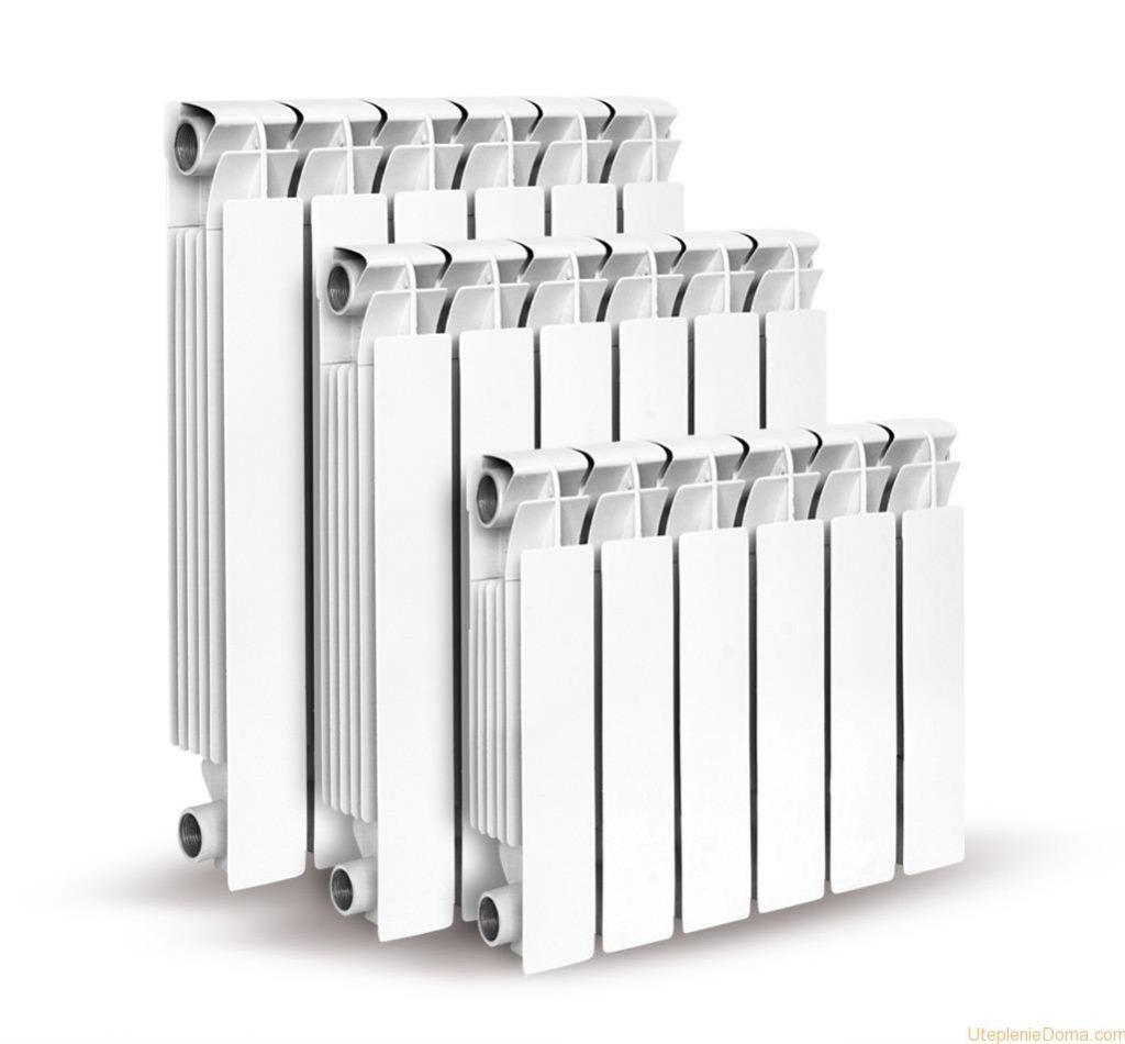 radiatory v sisteme otoplenija