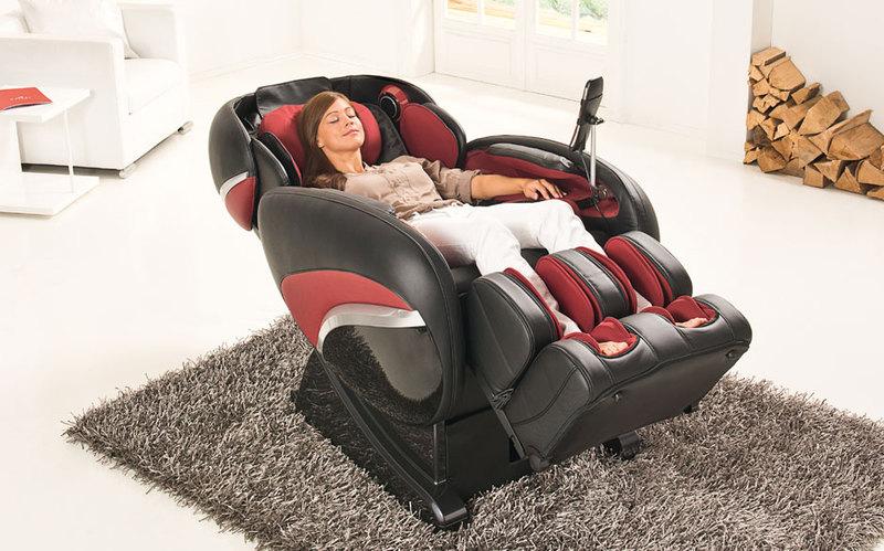 Комфортное массажное кресло