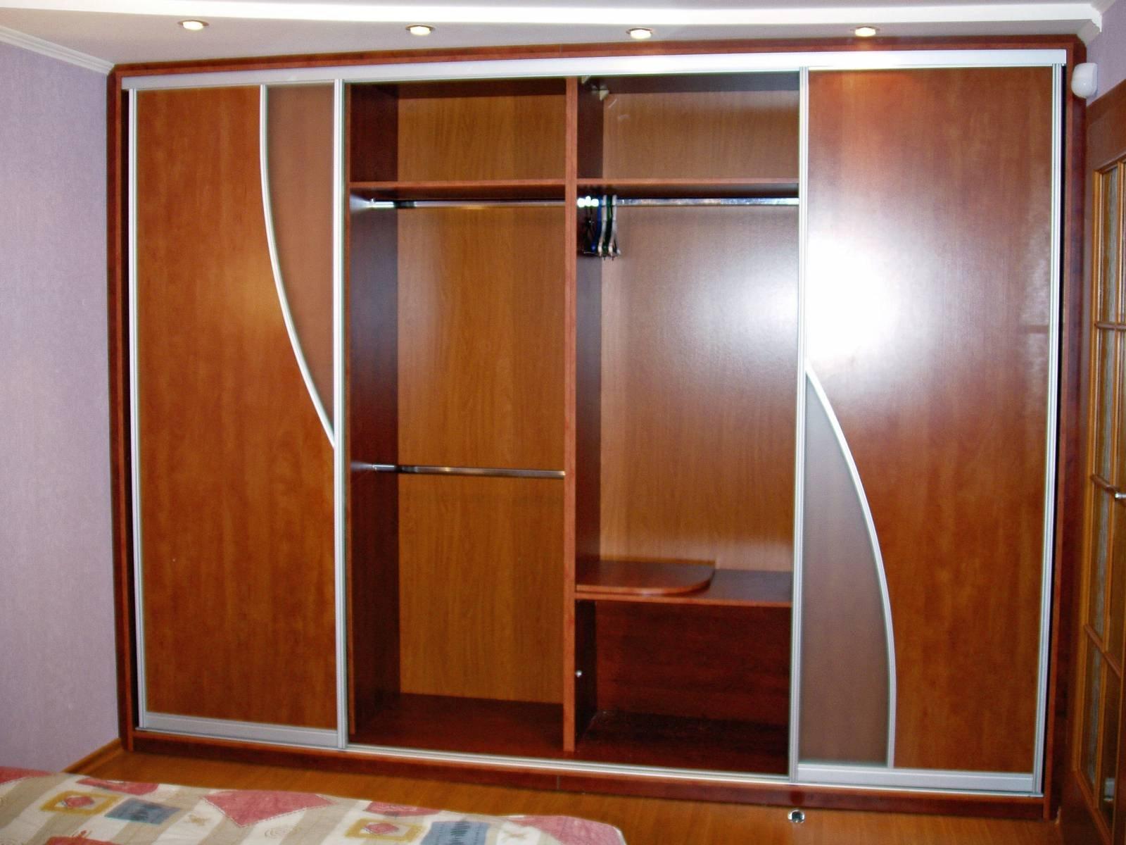 Главная характеристика шкафа-купе