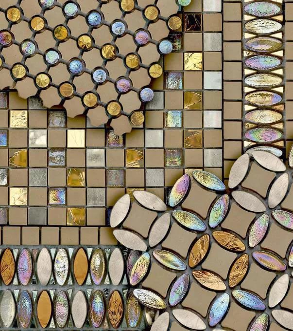 Характеристики мозаики Sicis